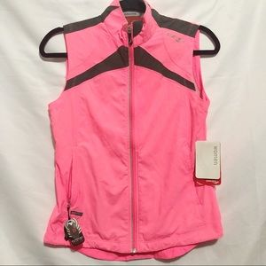 {Saucony} ethereal vest pink size XS